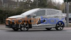 Nuova Ford Fiesta 2022: i prototipi pizzicati durante le prove su strada