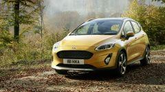 Nuova Ford Fiesta Active, la versione crossover