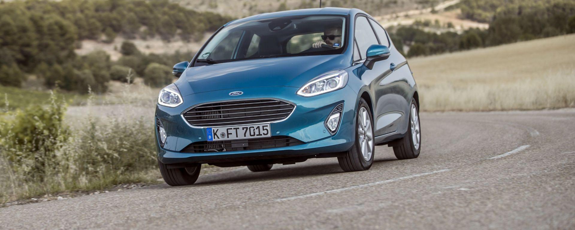 Troppa domanda: Ford aumenta la produzione di Fiesta