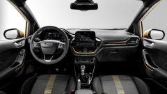 Nuova Ford Fiesta, gli interni