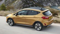 Nuova Ford Fiesta 2017: c'è anche in versione crossover - Immagine: 1