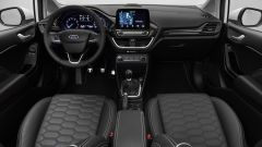 Nuova Ford Fiesta: la plancia è ridisegnata e più pulita