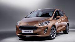 Nuova Ford Fiesta: la Titanium ha una dotazione tecnologica completa