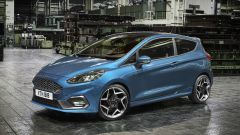 Nuova Ford Fiesta ST 2017: sotto il cofano c'è un tre cilindri 1.5 Ecoboost