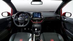 Nuova Ford Fiesta ST Line, gli interni