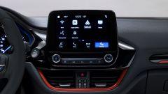 Nuova Ford Fiesta ST Line, l'infotainment