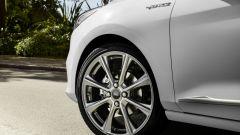 Nuova Ford Fiesta Vignale, i cerchi da 18'' dedicati