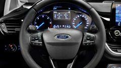 Nuova Ford Fiesta Vignale, il volante