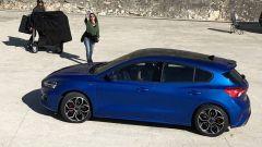 Nuova Ford Focus 2018, eccola senza camuffature