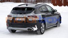 Ford Focus restyling 2022, nuove foto spia. Ecco come cambia - Immagine: 6