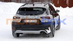 Ford Focus restyling 2022, nuove foto spia. Ecco come cambia - Immagine: 7