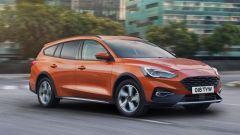 Nuova Ford Focus Active Wagon, un quasi-Suv - Immagine: 2
