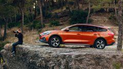 Nuova Ford Focus Active Wagon, un quasi-Suv - Immagine: 4