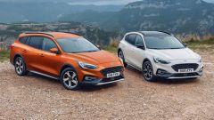 Nuova Ford Focus Active Wagon, un quasi-Suv - Immagine: 6
