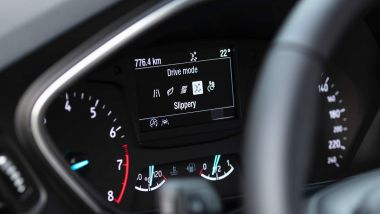Ford Focus Active Wagon, nuovi driving mode