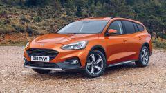 Nuova Ford Focus Active Wagon, un quasi-Suv - Immagine: 14