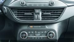 Nuova Ford Focus EcoBoost Hybrid ST Line X: i comandi