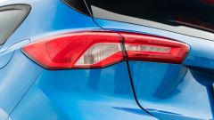 Nuova Ford Focus EcoBoost Hybrid ST Line X: i fari posteriori