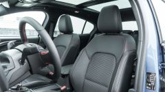 Nuova Ford Focus EcoBoost Hybrid ST Line X: i sedili anteriori sportivi