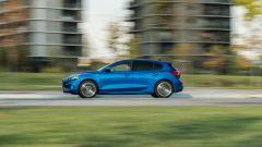 Nuova Ford Focus EcoBoost Hybrid ST Line X: piacevole da guidare in ogni situazione