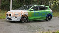 Nuova Ford Focus ST 2022: foto spia, anticipazioni