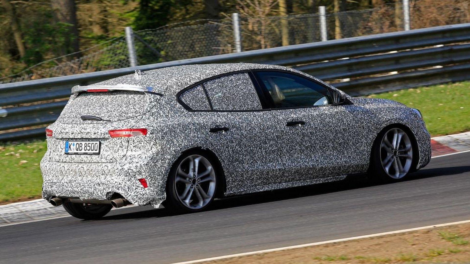 Nuova ford focus st foto motori configuratore prezzo for Prezzo del pacchetto di 2 box auto
