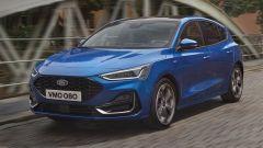 Nuova Ford Focus 2022: esce il listino prezzi. Motori e versioni
