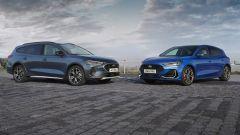 * Nuova Ford Focus 2022 facelift: esterni, interni, motori, uscita
