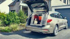 Nuova Ford Focus wagon: a prova di amici a quattro zampe - Immagine: 4