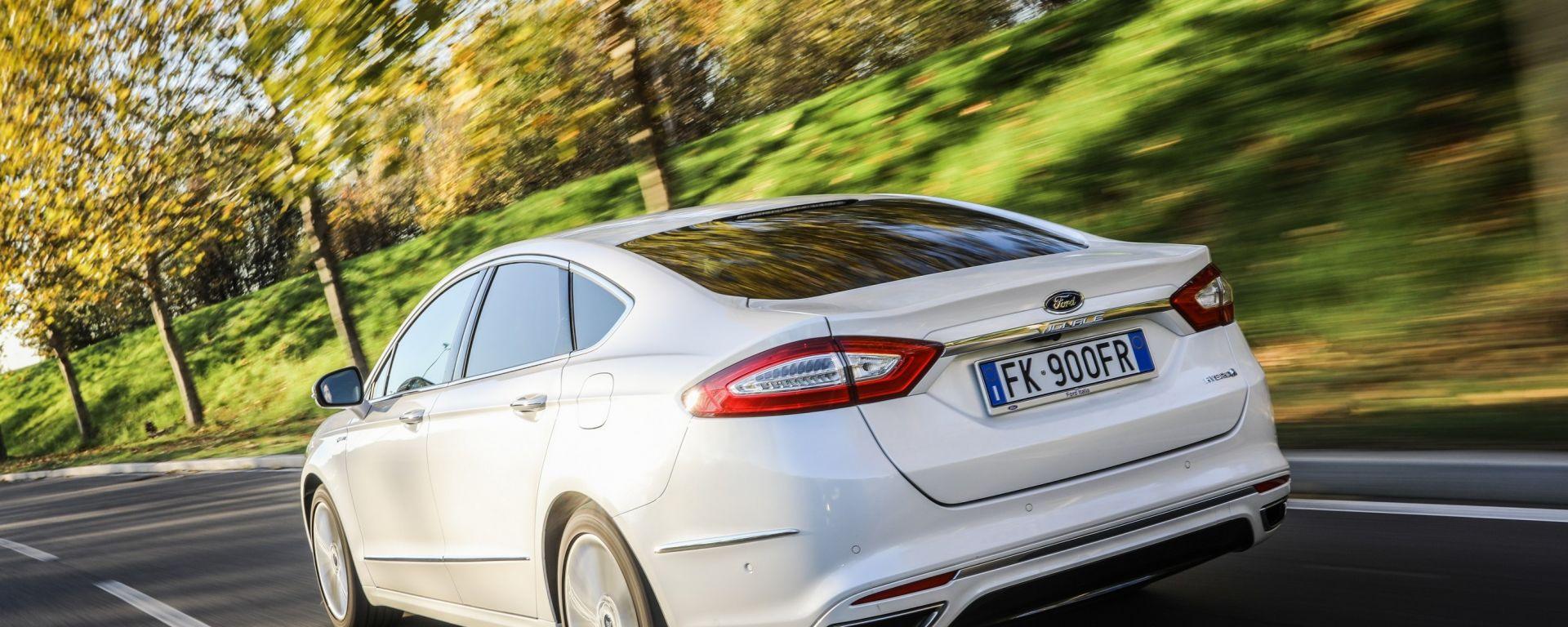 Nuova Ford Fusion/Mondeo: se ne riparla dopo il 2020