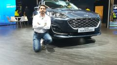 Nuova Ford Kuga 2020 in video dal Salone di Francoforte 2019 - Immagine: 1
