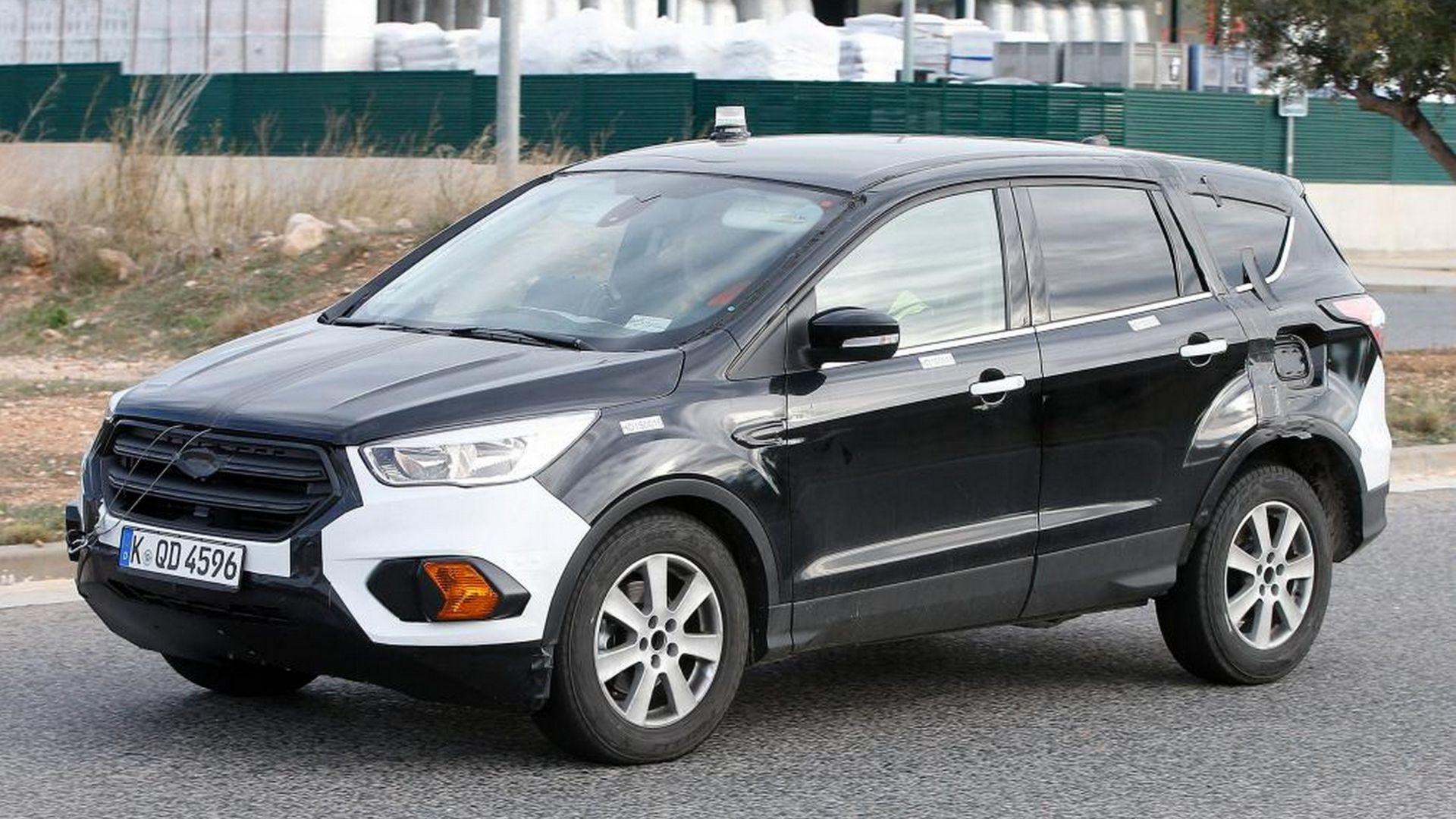 Nuova Ford Kuga 2020: le novità della terza serie - MotorBox