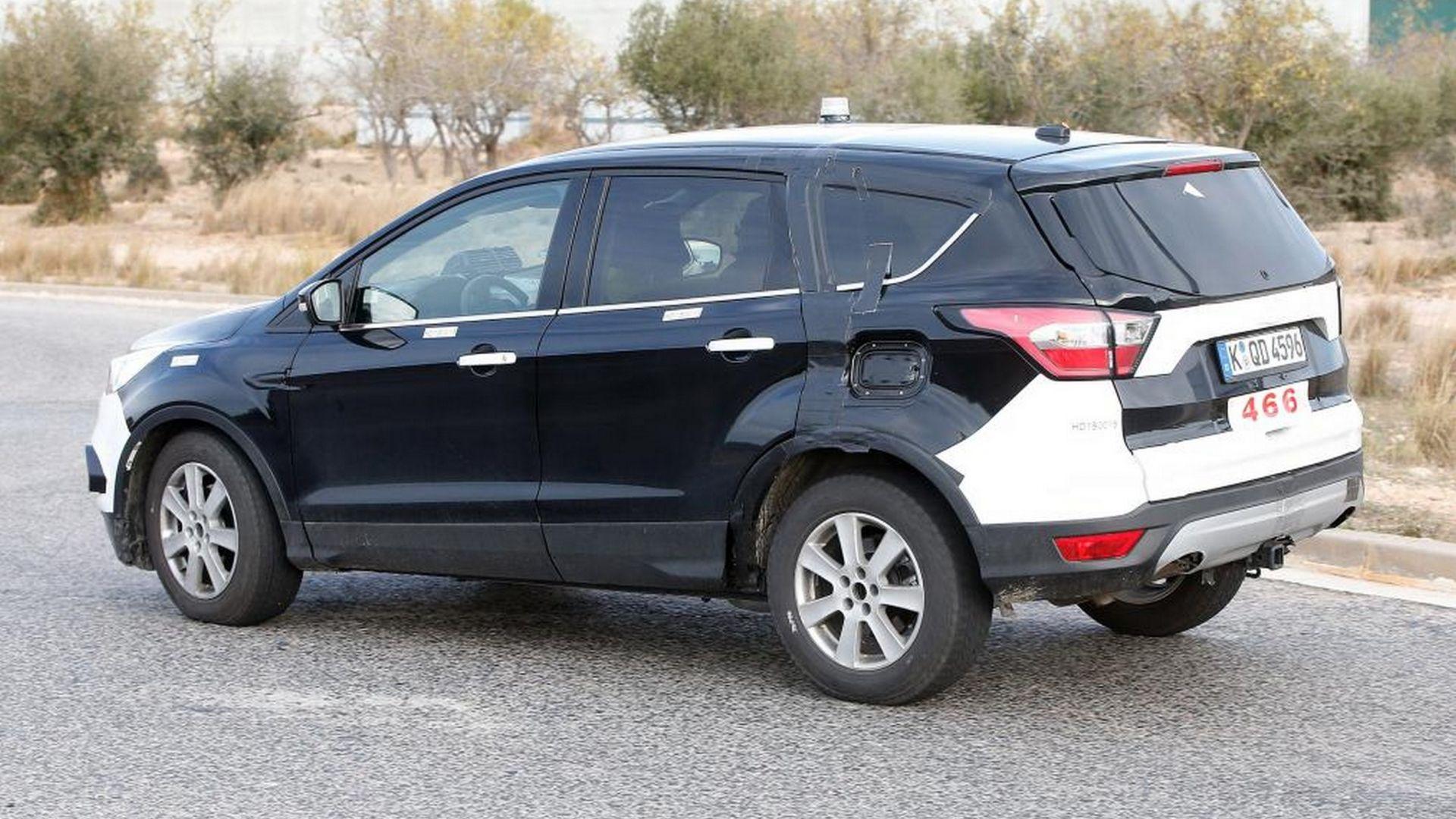 nuova ford kuga  le novita della terza serie motorbox