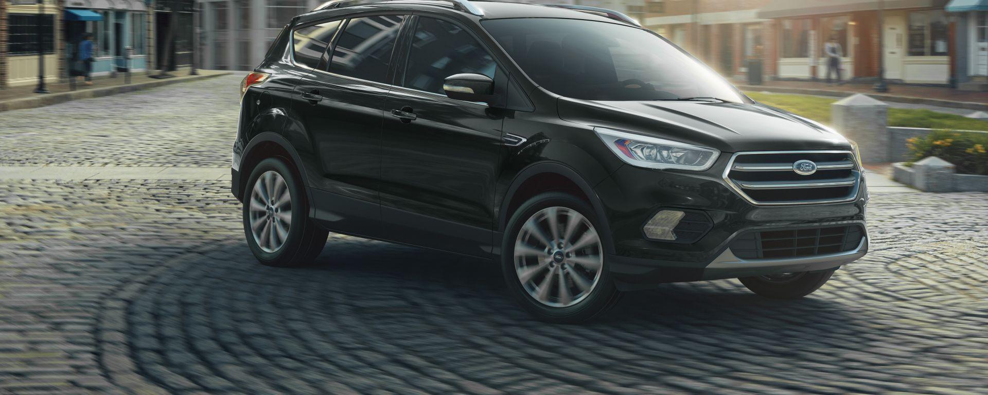 Nuova Ford Kuga, nel 2020 arriva la configurazione a 7 posti