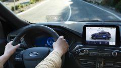 Nuova Ford Kuga Plug-in Hybrid, possibilità di guida 100% elettrica