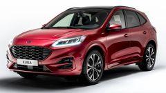 Nuova Ford Kuga, prezzi da 28.750 euro