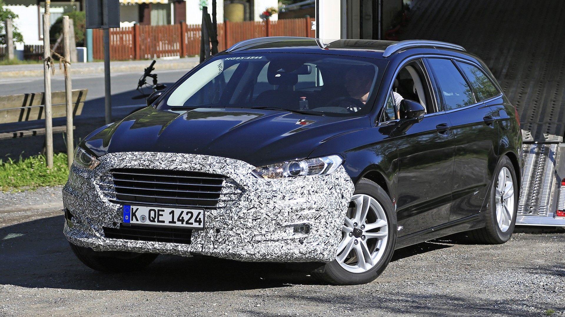 Ford Mondeo 2019: foto spia, data di lancio ...