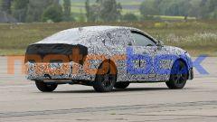 Nuova Ford Mondeo/Fusion: visuale di 3/4 posteriore