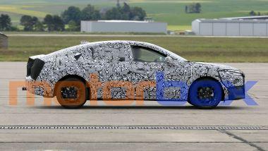 Nuova Ford Mondeo/Fusion: visuale laterale