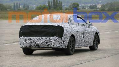 Nuova Ford Mondeo/Fusion: visuale posteriore