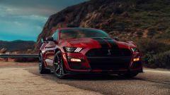 Nuova Ford Mustang Shelby GT500: mai così cazzuta - Immagine: 13