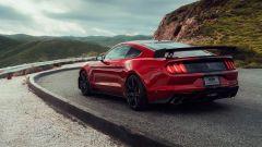 Nuova Ford Mustang Shelby GT500: mai così cazzuta - Immagine: 16