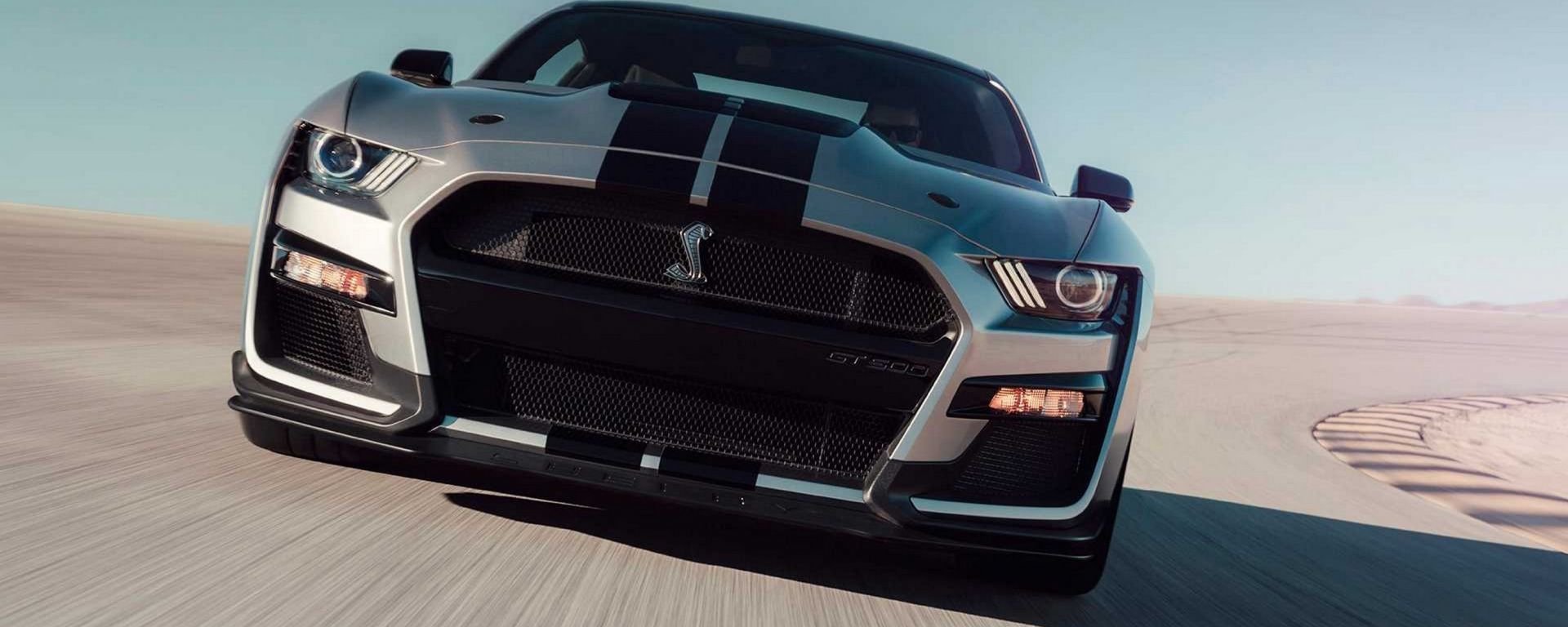 Nuova Ford Mustang Shelby GT500: mai così cazzuta