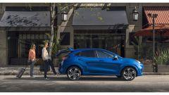 Nuova Ford Puma 2020: ampio il portellone del bagagliaio