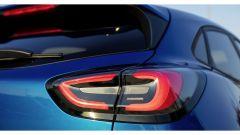 Nuova Ford Puma 2020: dettaglio del fanale posteriore