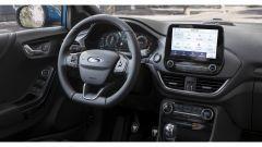 Nuova Ford Puma 2020: dettaglio del posto guida