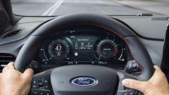 Nuova Ford Puma 2020: i comandi al volante offrono molte funzioni