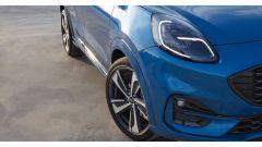 Nuova Ford Puma 2020: il gruppo ottico anteriore
