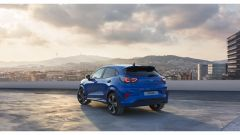 Nuova Ford Puma 2020: il posteriore