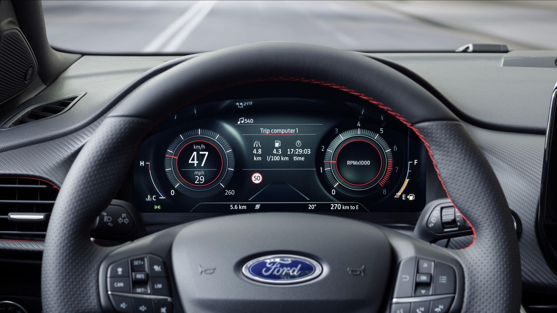 nuova ford puma 2020  foto  dimensioni  prezzi  versioni  arrivo